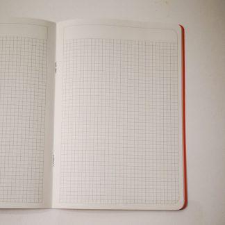 Pages quadrillées